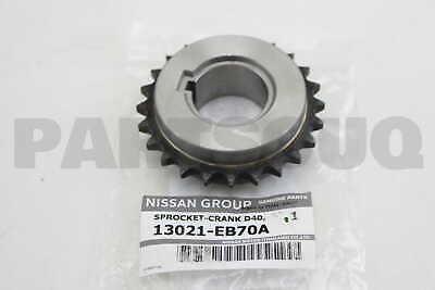 130215X00A Genuine Nissan SPROCKET-CRANKSHAFT 13021-5X00A