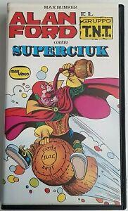 ALAN-FORD-Contro-SUPERCIUK-CGD-Videosuono-VHS-1988-COPIA-SU-DVD