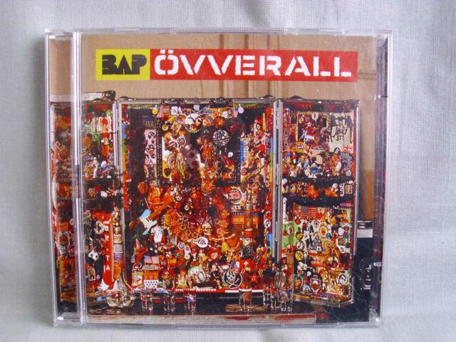 BAP- Övverall- 2 CDs WIE NEU