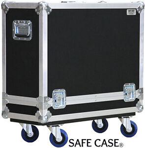 ATA-Safe-Case-Orange-PPC-212-2x12-Speaker-Cabinet-Road-Case-1-4-034-Ply