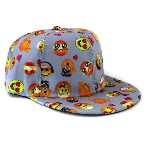 Kinder Jungen Mädchen Snapback Basecap Baseball Cap Kappe Mütze Hip Hop Hute Hut