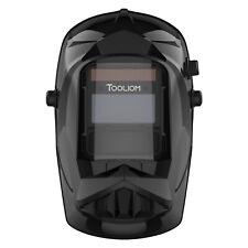 True Color Auto Darkening Welding Helmet For Arc Tig Mig Grind Welder Mask Hood