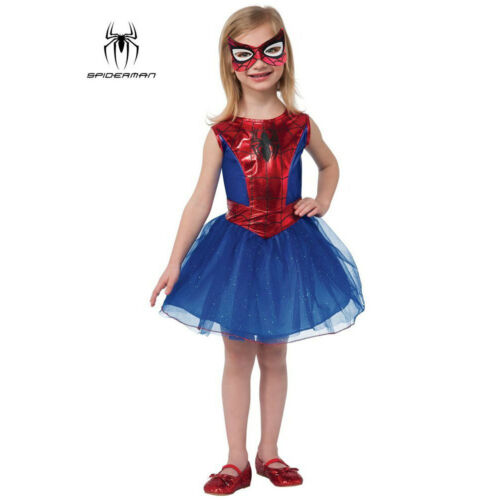 Rubie/'s Marvel Universe Classic Collection Kids Spider-Girl Costume