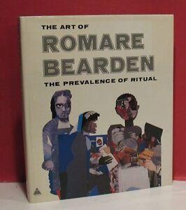 Art appreciation romare bearden prevalence of