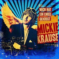 MICKIE KRAUSE - MICH HAT EIN ENGEL GEKÜSST (2-TRACK)  CD SINGLE NEU