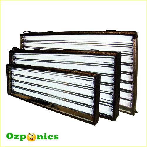 HYDROPONICS HYDRO 44 T5 PROPAGATION GROW LIGHT (Includes 4x54W Fluoro Tubes)