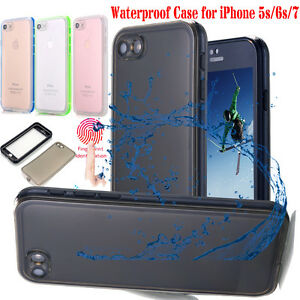 Waterproof-Dirtproof-Shockproof-Thin-Tough-Case-Cover-For-iPhone-7-Plus-6S-5S-SE