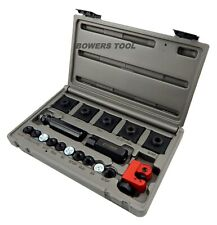 Cal Van Master In Line Double Amp Bubble Flaring Tool Set W Tube Cutter 165