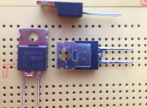10A 45V Schottky Diode Rectifier VS-MBR1045PBF  TO-220AC Multi Qty