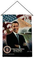 President Barack Obama Tapestry Wall Hanging -