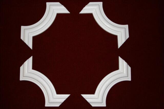 Rahmenelement Rundbögen Wandleisten Zierprofile Stuckleisten Styropor Stuck C4