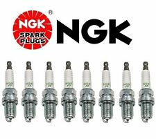 8-PCS NGK 7405 Racing Spark Plugs Race-Tuned-Turbo-NA-Supercharged-High R5672A9