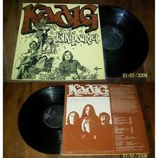 KADIG HA KIMRY-Folk Pourlet Rare French LP Folk Rock Label Arfolk 76'