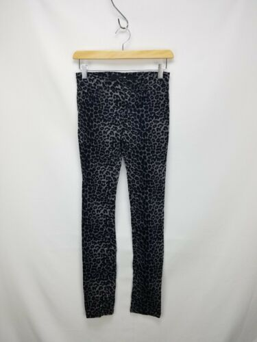 Velvet Skinny Jeans Silver 14 Joes Taille Stretch Cheetah Juniors 1xtRzXqw