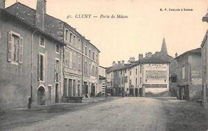 Cluny-Porte-de-Macon