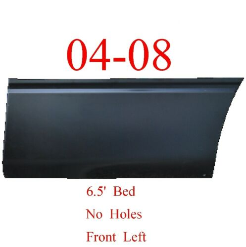 04 08 F150 Left Front 6.5/' Lower Bed Patch Without Holes 1988-137