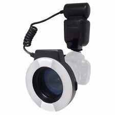 Mcoplus 5500K Macro TTL Ring Flash for Nikon i-TTL with LED AF Assist Lamp D7100