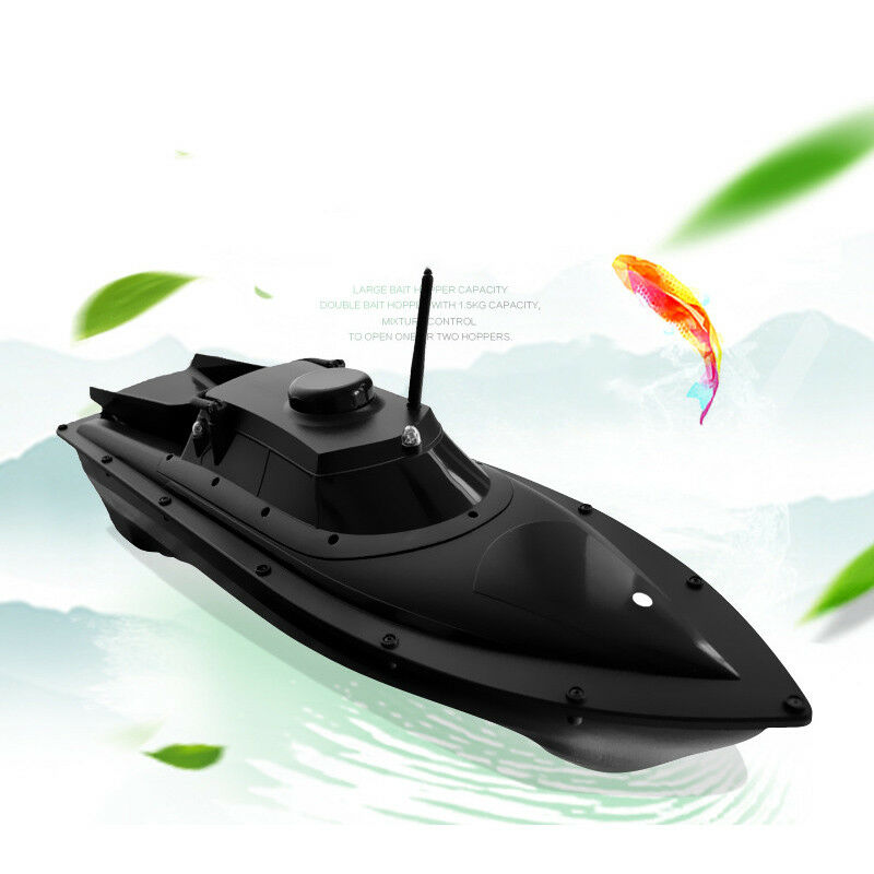 Fishing Boat Wireless Fishing Lure Bait Boat Remote Control Fish Finder