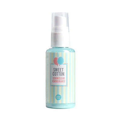 [Holika Holika] Sweet Cotton Sebum Clear Powder In Mist - 65ml