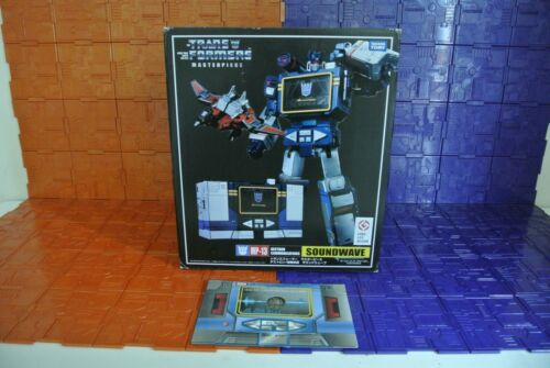 Transformers Takara 2017 MP13 Soundwave Chinese Edition limited stock