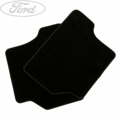Genuine Ford Focus MK2 Rear Contour Floor Mat Carpet Set 1324712