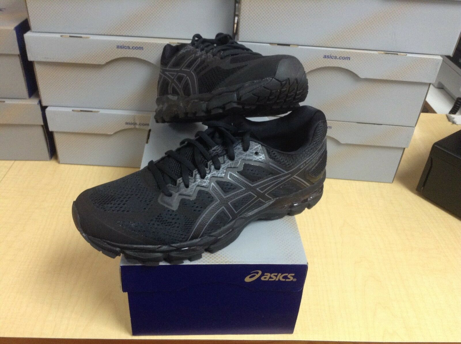 Hombres Asics - gel-superion 40% (t7h2n-9090) - talla 9,5 - 40% gel-superion OFF 8dc7ad