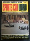 OLD AUSTRALIAN SPORTS CAR WORLD MAGAZINE January 1963