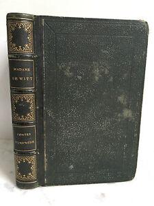 Cuentos-D-039-Une-Mere-A-Sus-Petits-Ninas-Mme-Witt-Guizot-Nacido-1870