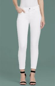 75e23cfb649 Citizens of Humanity Rocket Crop High Rise Skinny Jeans Optic White ...