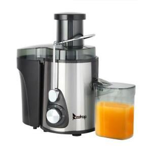 Electric Centrifugal Juicer Fruit & Veg Extractor Juice Maker Machine 3 Speeds