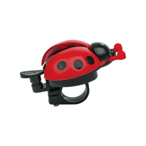 Novelty Childrens Bike Bell Bicycle Boys Girls Ladybird Bug Funny Design #E99Z