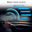 "miniatura 5 - TOGUARD 4K Dual Dash Cam Front Rear GPS Mirror Car Dash Cam 12 ""Cámara táctil ES"