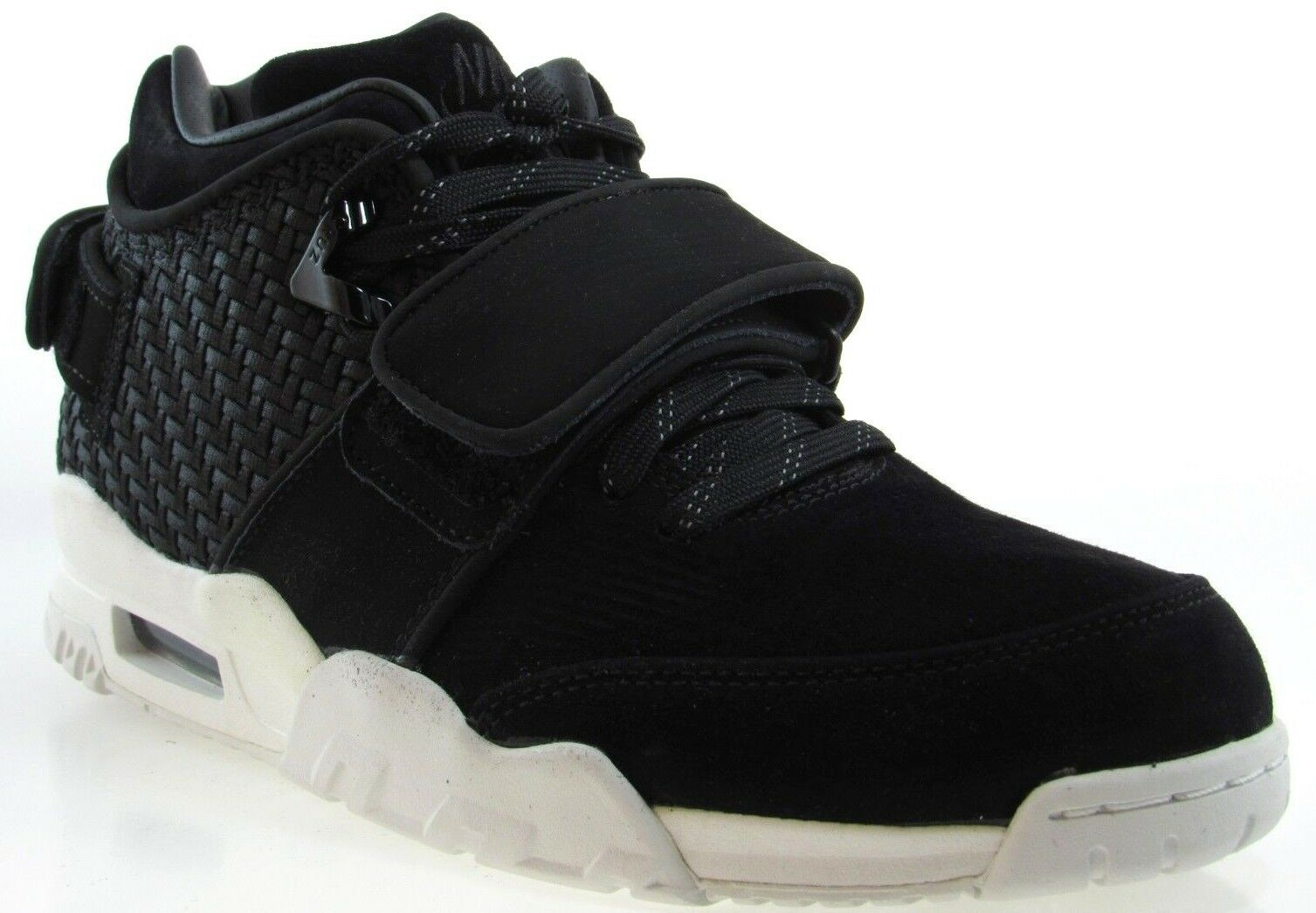 514cc10593b7 Nike Air Trainer Victor Cruz Black Suede 777535-004 Mens Sizes 8 for ...