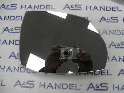 Original Spiegelglas rechts Audi Q7 4M Aussenspiegel Glas beheizbar 4M0857536A