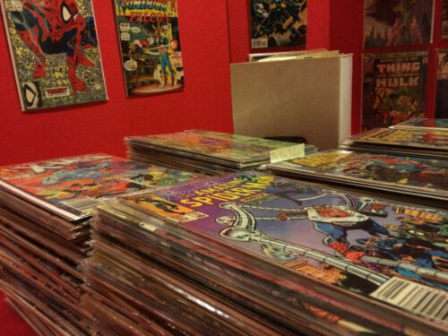 INDIES- FREE Shipping VF+ to NM+ ALL DC HUGE 25 COMIC BOOK LOT-MARVEL