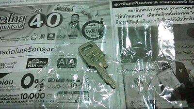 Honda Pre Cut Key TEC T1644 C50 C65 C70 C100 C102 C105 CA100 CA102 C110 C200