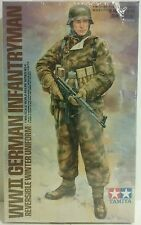Tamiya1/16 scale model kit  WW2 German infantryman.