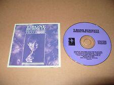 T-Bone Burnett - Behind the Trap Door (1992) cd Excellent + Condition