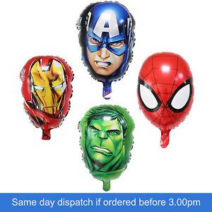 16-Inch-Marvel-Balloon-Avengers-Foil-Balloon-Superheroes-Balloons-Boys-Birthday