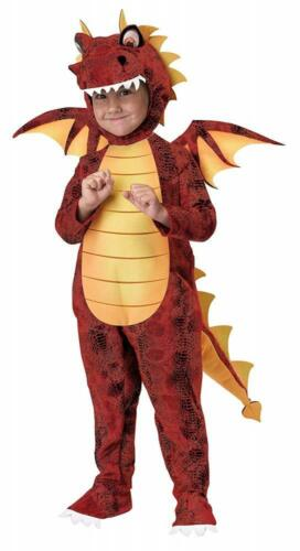 4-6 California Costumes Fire Breathing Dragon Toddler Costume