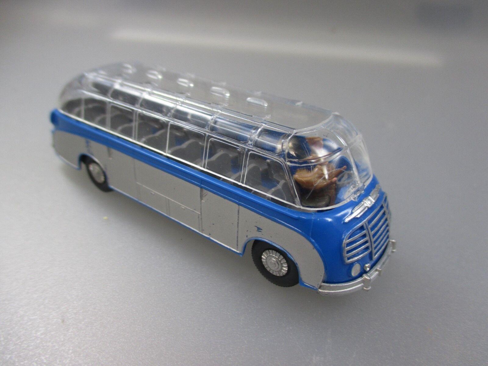 Wiking  setra-bus, azul cielo, ácidas hb 1166 1166 1166 2a (impulso 31) 7247a1