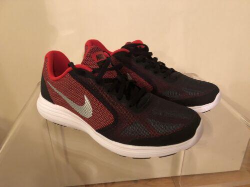 Boys Girls Nike Revolution 3 GS Trainers U.K 4.5