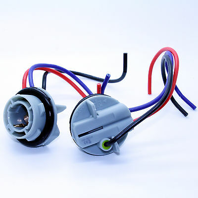 Lamp Fitting Bay15d P21 5w Socket 1157 Lamp Bulb Plug Socket Bay15d Ebay