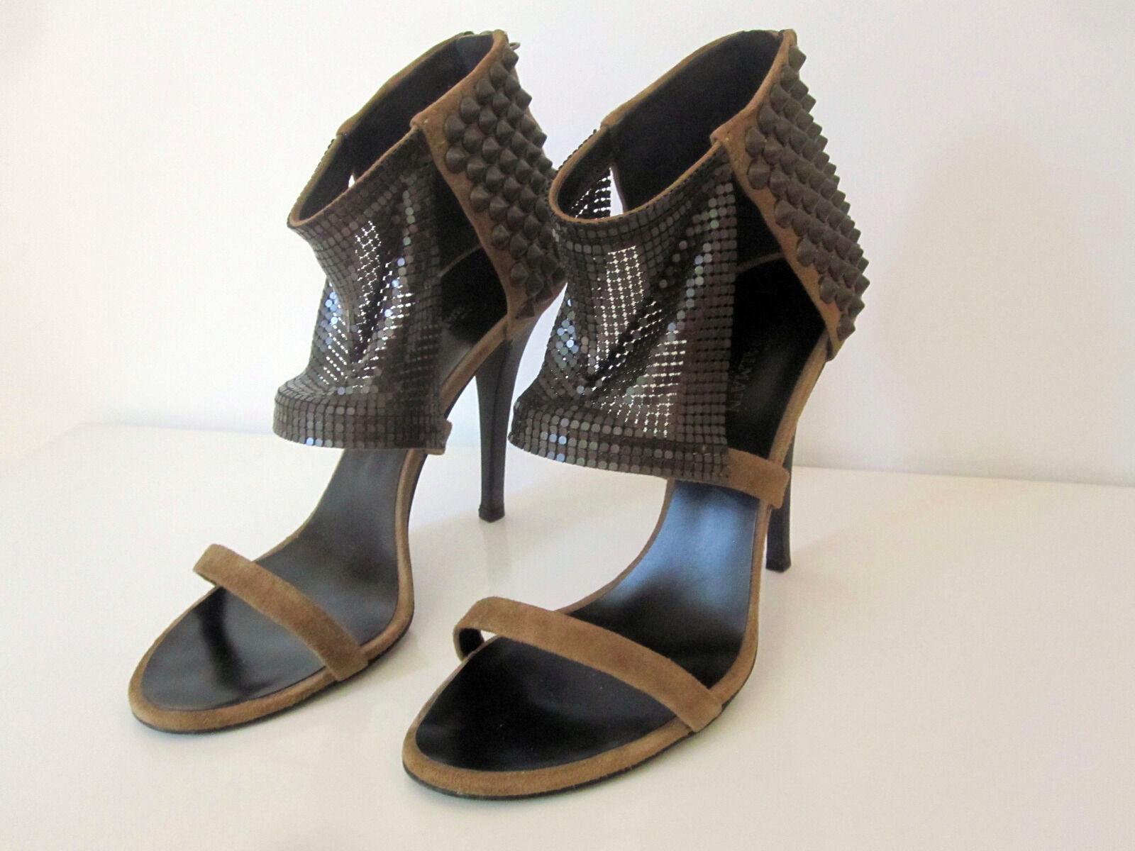Balmain Balmain Balmain pumps sandalia zapato-gladiador look-talla 38 – Top estado – NP c39681