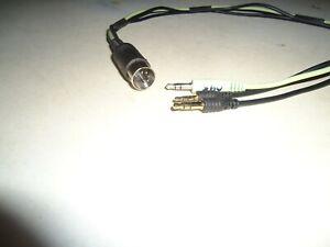 Cassette-Interface-Cable-TRS-80-CoCo-Mod-I-Mod-III-Mod-4-Mod-100-MC-10