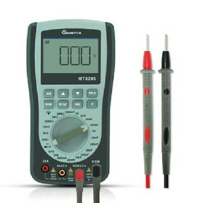 MUSTOOL MT8205 2 in 1 Digital Intelligent Handheld Storage Oscilloscope