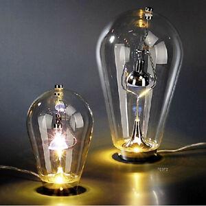 Image is loading New-Modern-Studio-Italia-Design-Blow-Table-l&- & New Modern Studio Italia Design Blow Table lamp Desk Light Beside ... azcodes.com