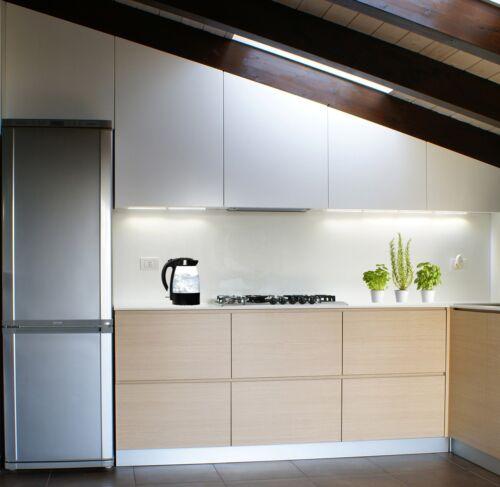 Küchenrückwand Acrylglas klar durchsichtig transparent Spritzschutz