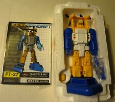 Transformers toy FansToys FT-27 Spindrift G1 Seaspray Action figure New instock