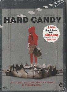 Hard-Candy-034-2-disc-special-edition-Region-2-German-steelbook-DVD-034-New-amp-Sealed